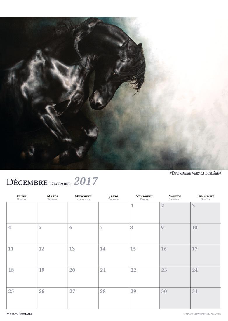 Décembre – December